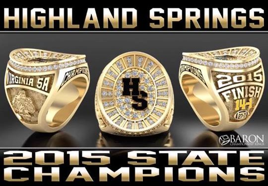 Highland Springs Rings