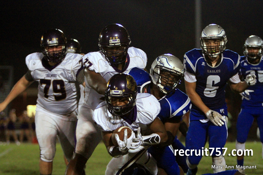 Friday Night - Tallwood - Landstown