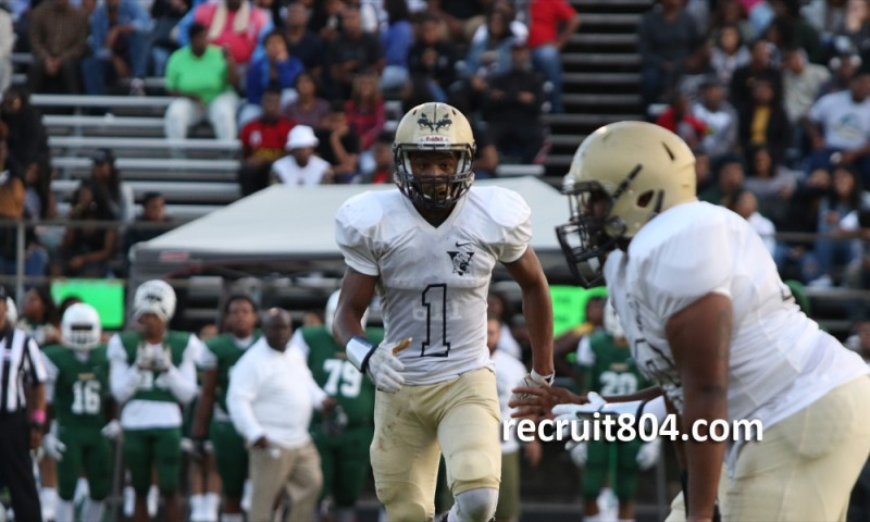 C.J. Jones - Varina - The 804