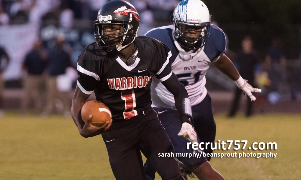 Nansemond River - Nansemond River Defense