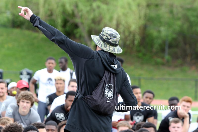 Nike Opening Regional DC Results