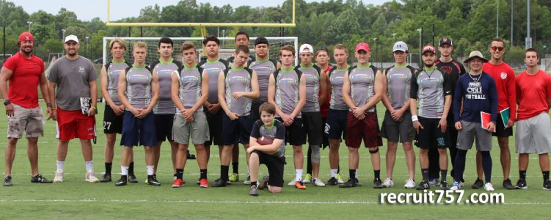 2017 recruit757 Specialists Camp