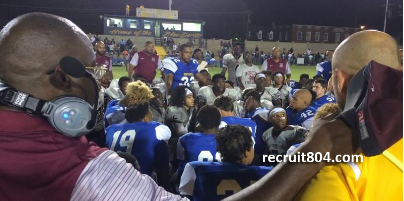 recruit804 Scoreboard - Hopewell - Norcom