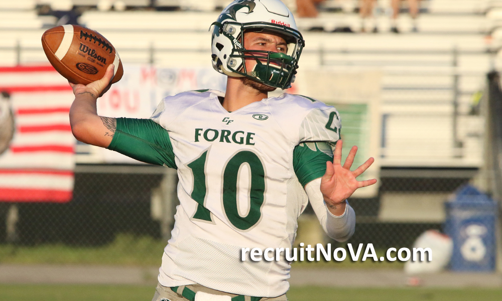 Colonial Forge - Ethan Garwood