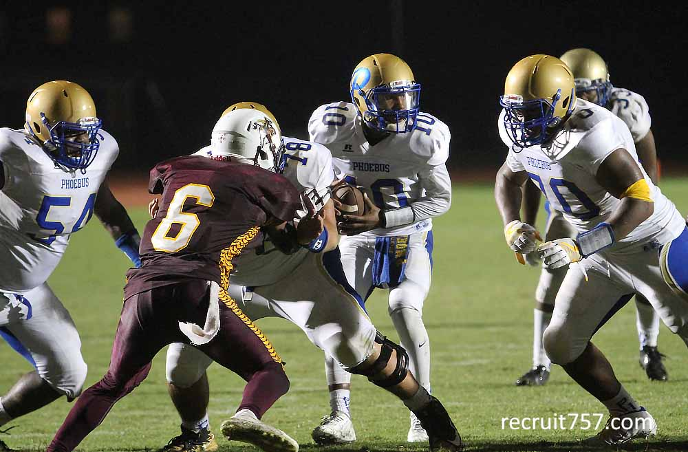 Phoebus - Playoff Projection