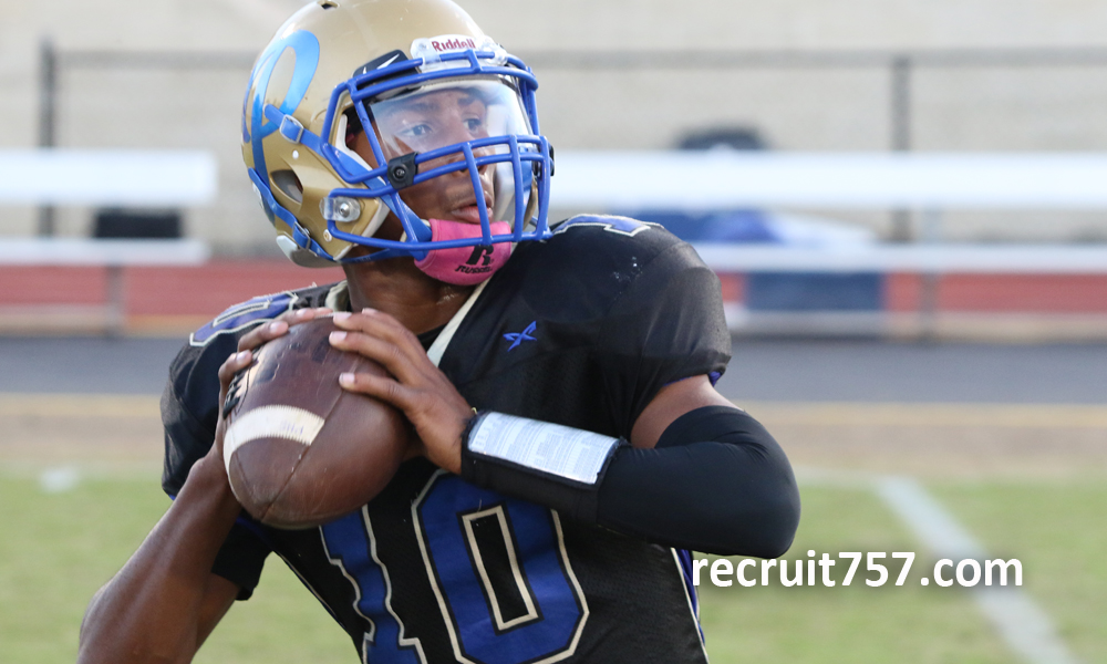 Phoebus - Chris Daniels - Playoff Picture