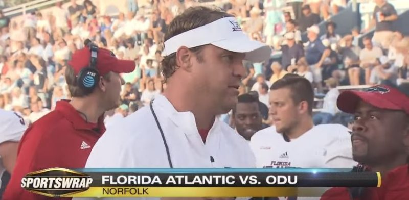 FAU - Lane Kiffin