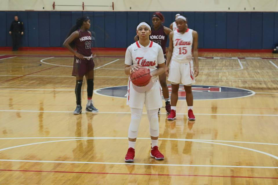VHSL - JaNaiya Quinerly - Lake Taylor