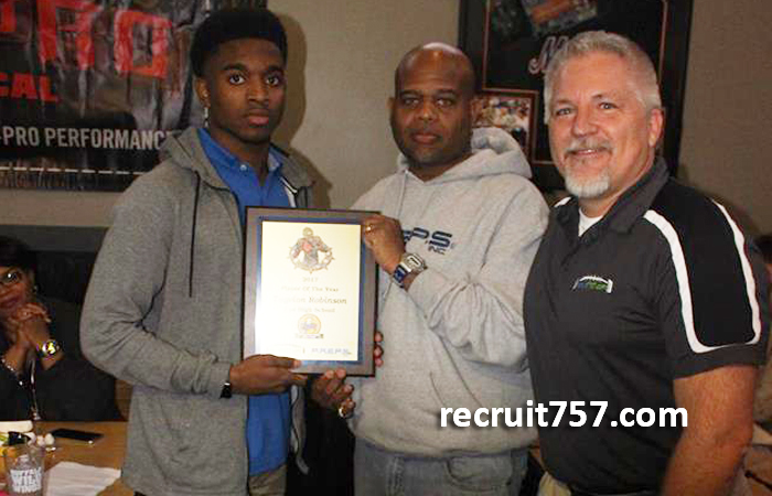 Tayvion Robinson - Cox - Player of the Year - Buffalo Wild Wings