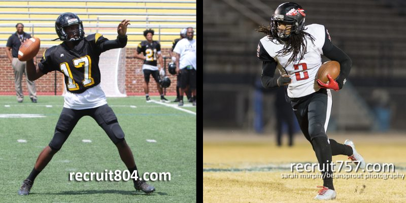 Highland Springs - Nansemond River - D'Vonte Waller - Quincy Gregg