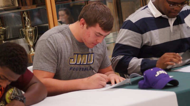 Louisa - Tony Thurston - JMU