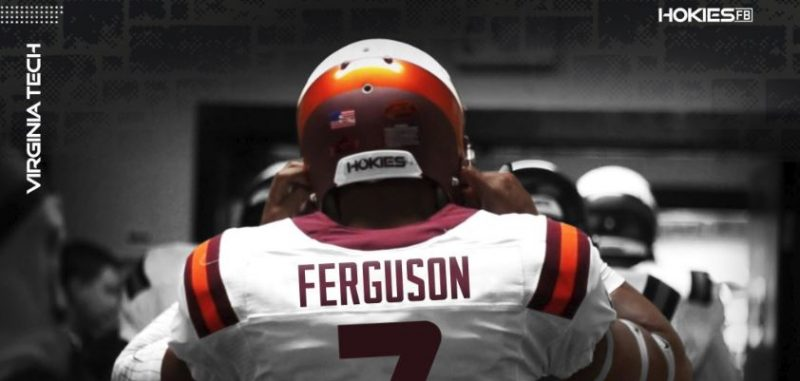 Virginia Tech - Dean Ferguson - Potomac Falls