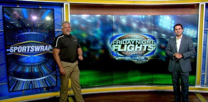 Friday Night Flights - Sportswrap