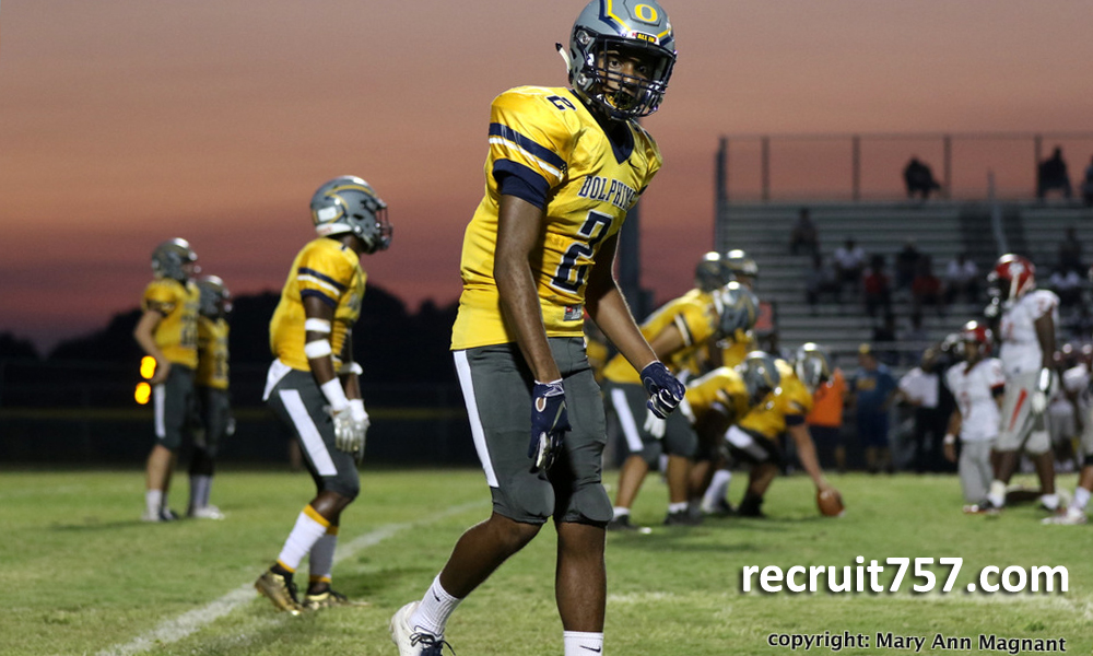 Ocean Lakes - Myles Alston