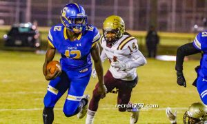 Malcolm Britt - Oscar Smith - Friday Night