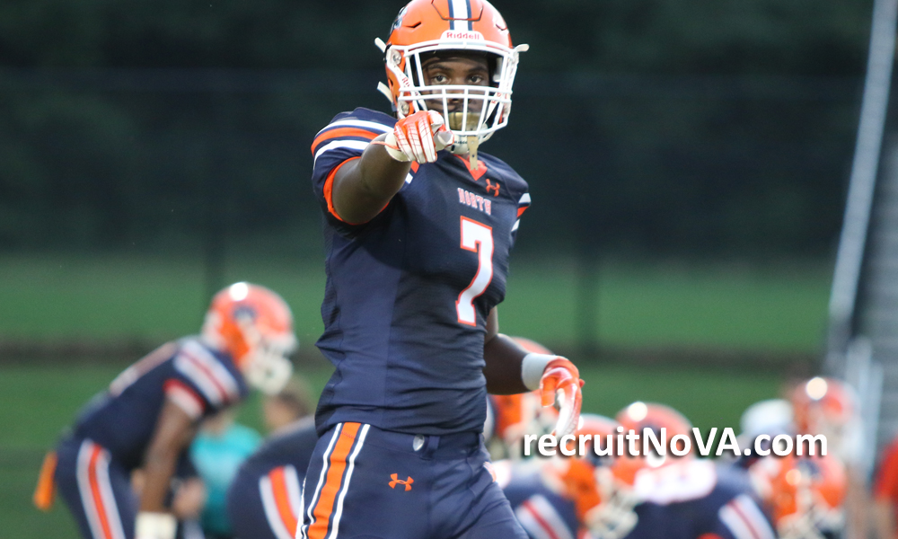 North Stafford - Jeremiah Jones