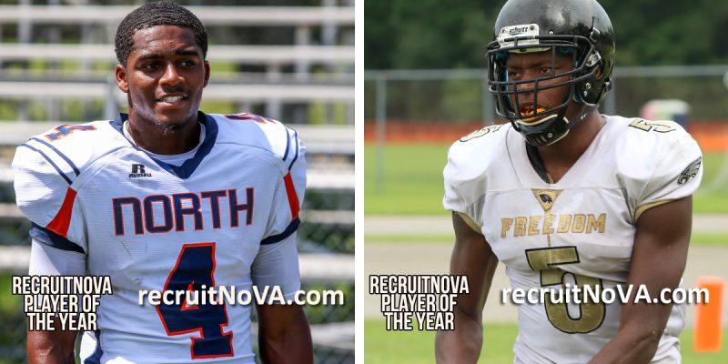 Devyn Ford - Freedom - North Stafford - NoVA - Tyquan Brown