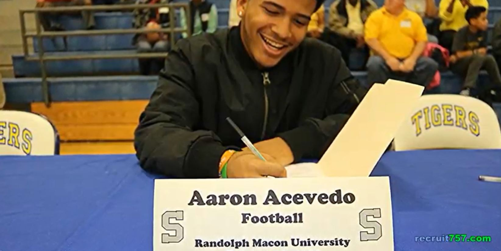 Oscar Smith - Aaron Acevedo