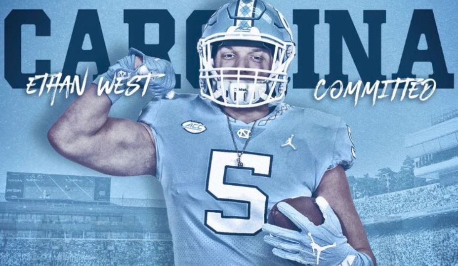 Cosby - Ethan West - UNC