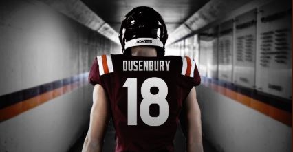 Conner Dusenbury - Virginia Tech