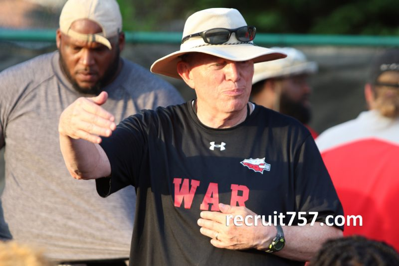 Nansemond River - Lew Johnston - Coaches Corner