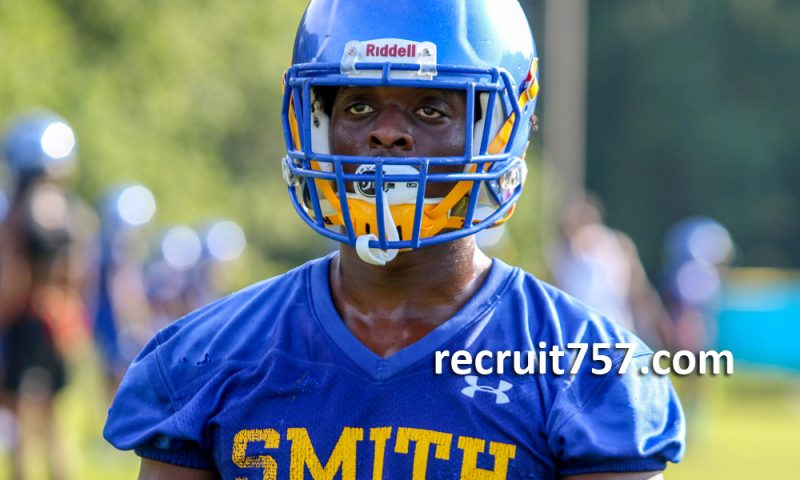 Malcolm Britt - Oscar Smith