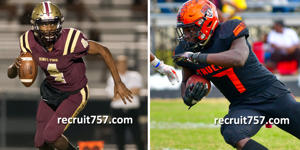 King's Fork - Churchland - Kenny Gallop - Leontae Johnson