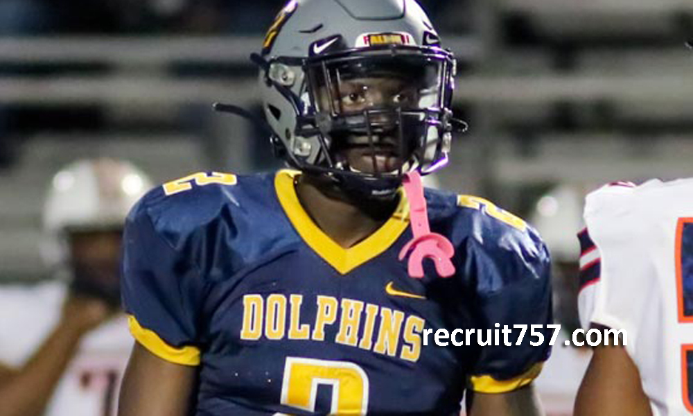 Ocean Lakes - Naquan Brown