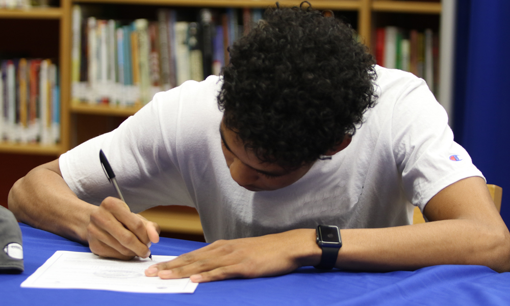 National Signing Day - College Commitment