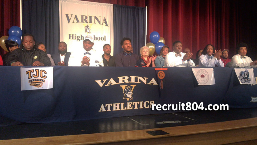 National Signing Day - Varina