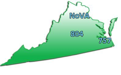 We cover the state with a focus on the 757, 804 and Northern Virginia.