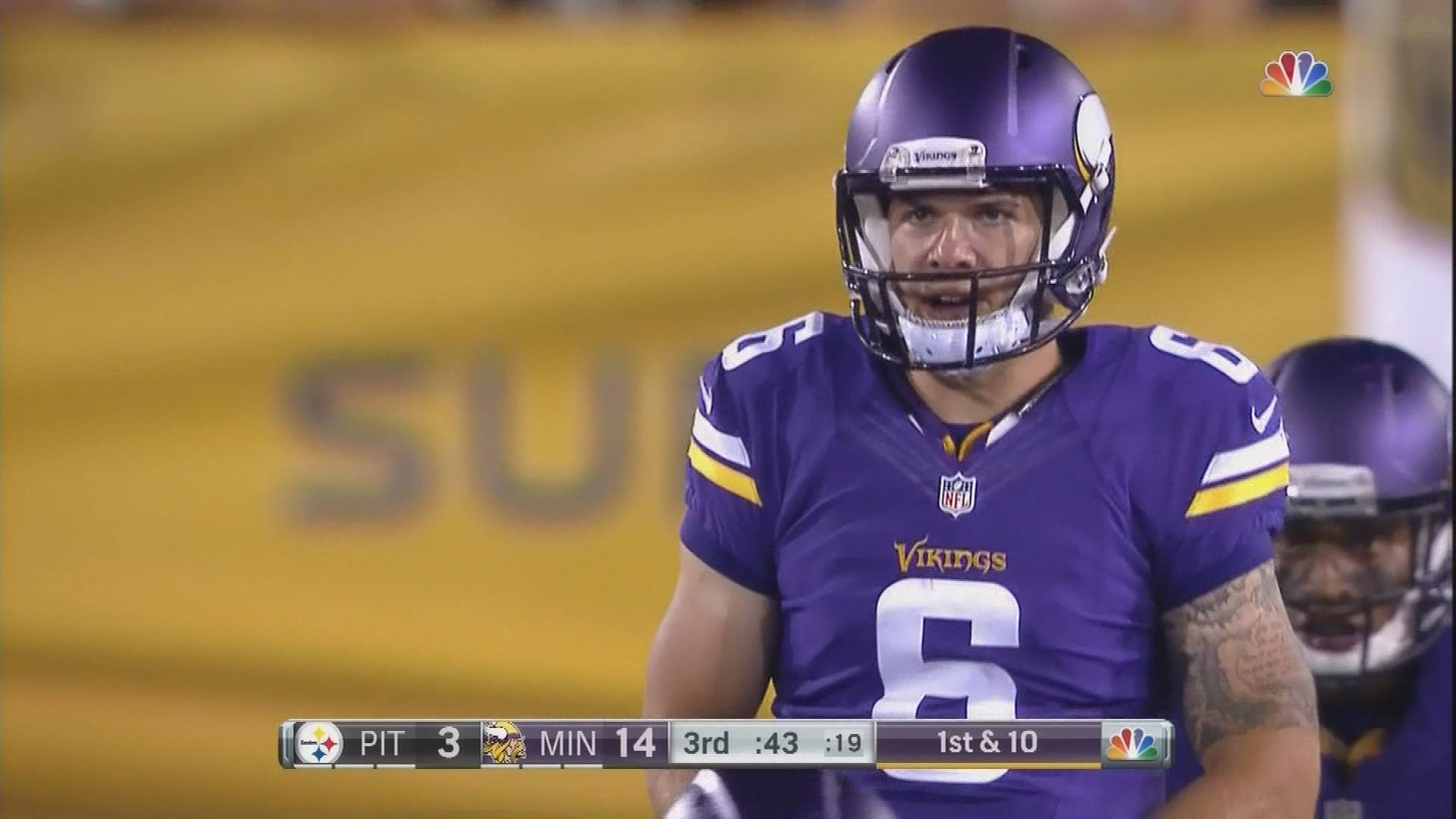 Nfl Bridgewater Injury An Opportunity For Taylor Heinicke Ultimate Recruit