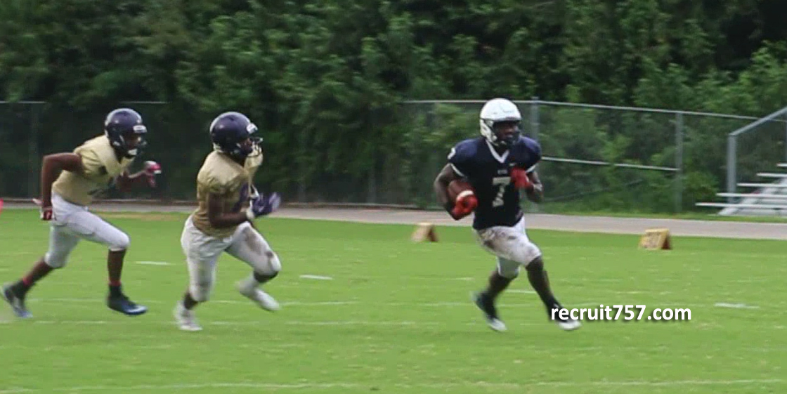 Scrimmage - Devon Hunter - Indian River