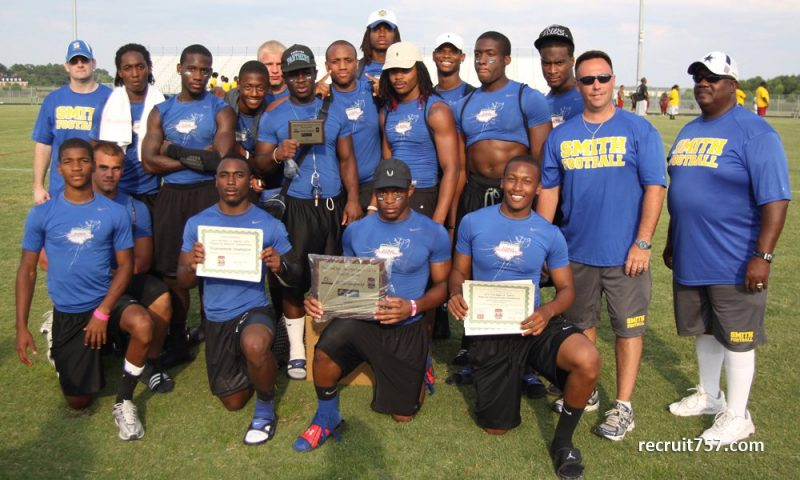 Alumni 7-on-7 - Oscar Smith