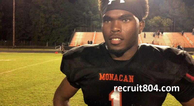 Monacan - Korey Bridy