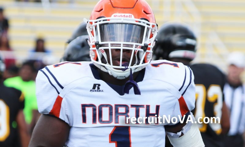 North Stafford - Devin Ravenel - Undefeated