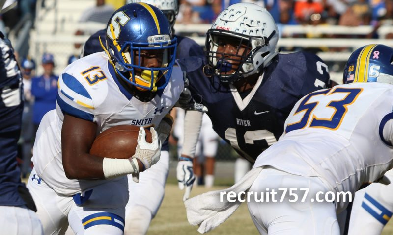 Oscar Smith - Deangelo White - Recruiting - Highlight Film