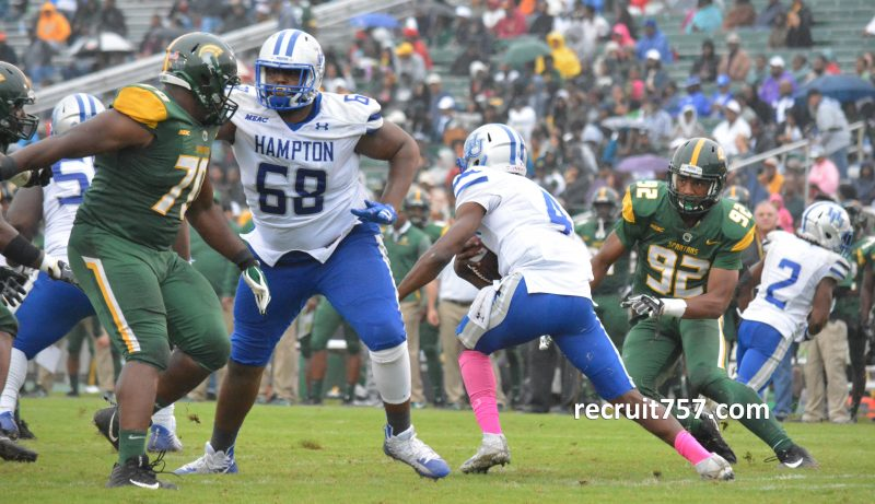 Hampton Pirates - Norfolk State
