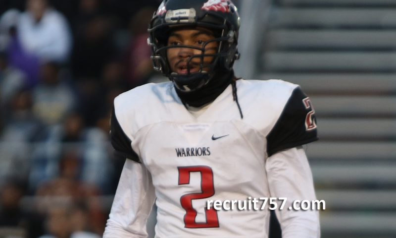 Quincy Gregg - Nansemond River
