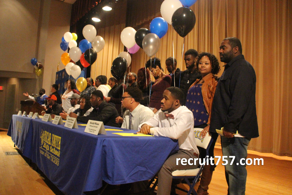 National Signing Day - Oscar Smith