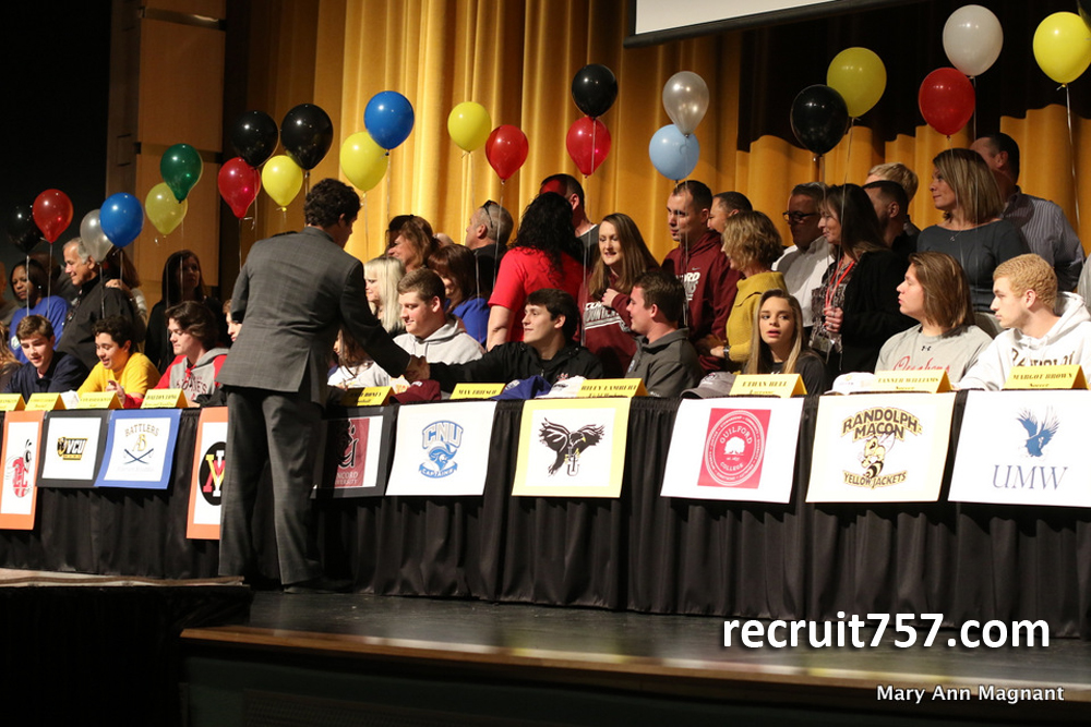 Kellam - Landstown - National Signing Day
