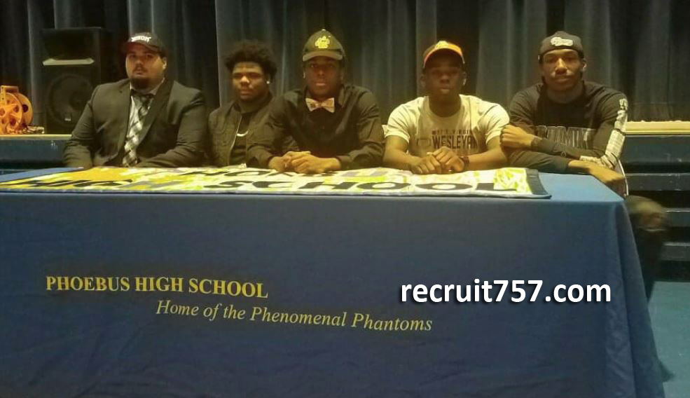 NSD - National Signing Day - Phoebus
