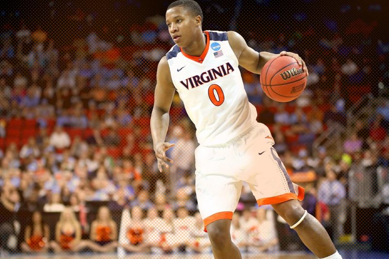 UVA - Devon Hall