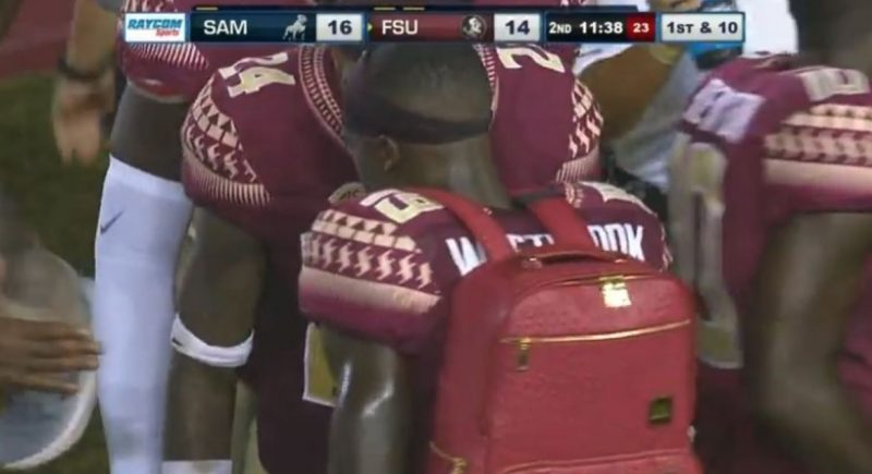 FSU Turnover Backpack