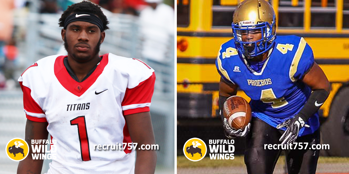 Buffalo Wild Wings - Javon Harvey - Barry Hargraves