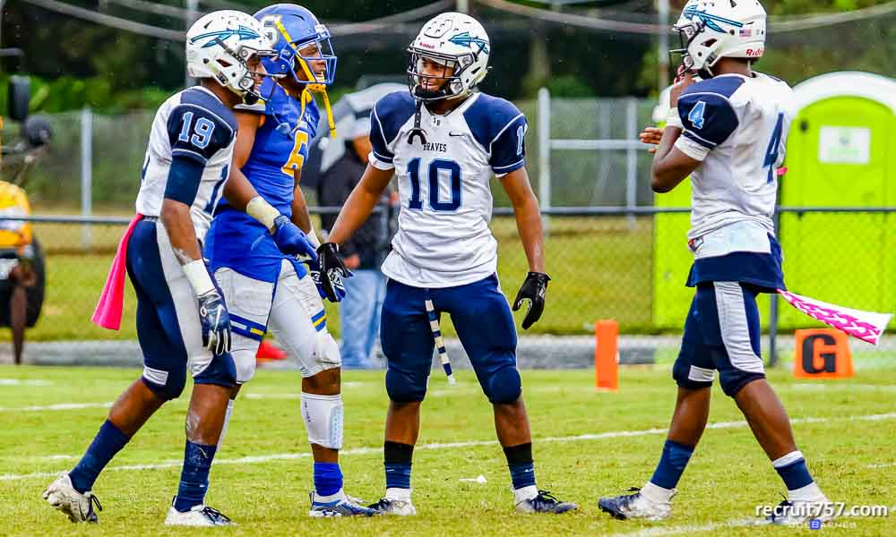 Tyrell Spruill - Indian River