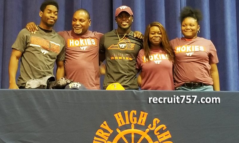 C.J. Beasley - Virginia Tech - Maury