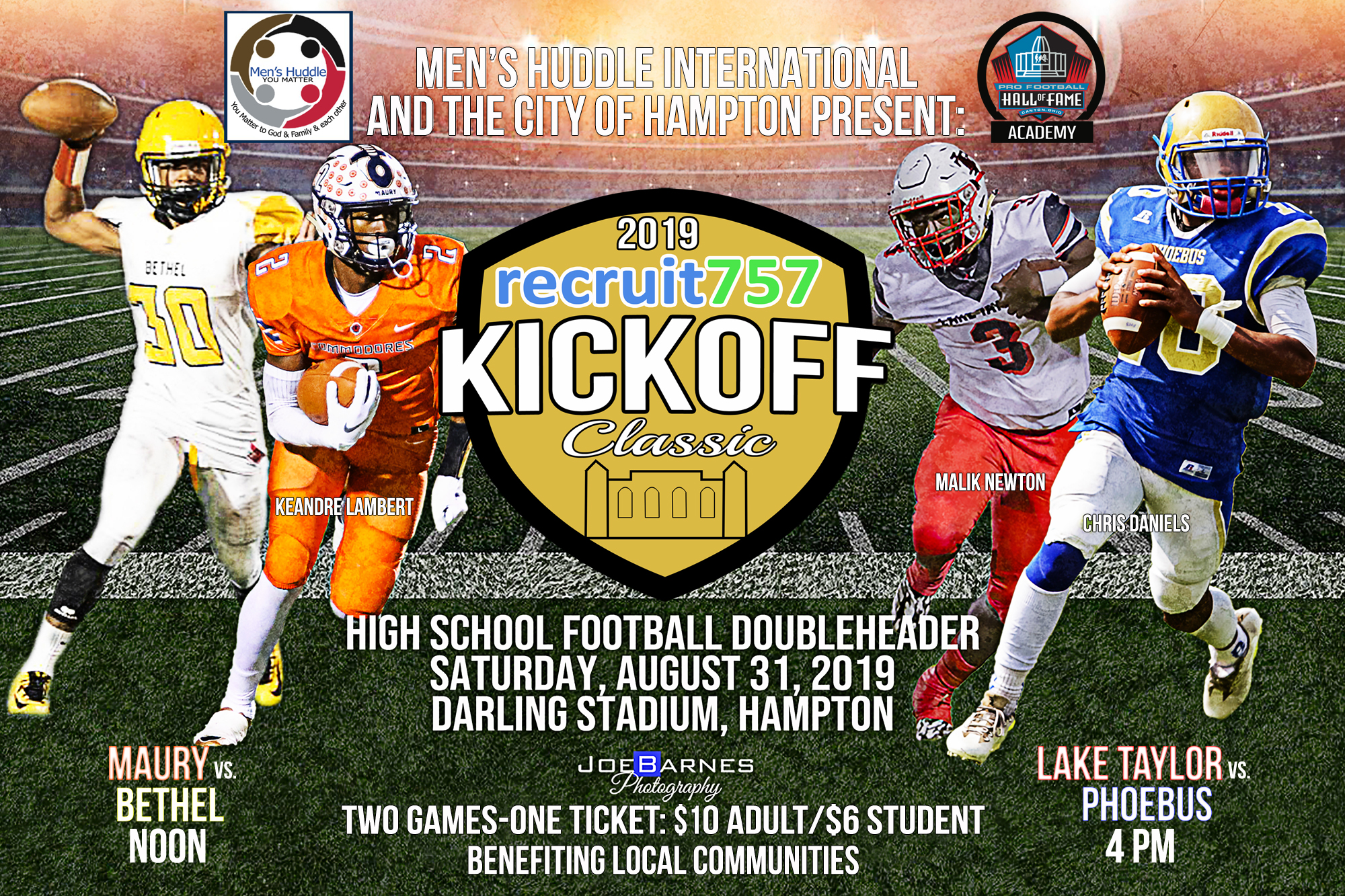 recruit757 Kickoff Classic