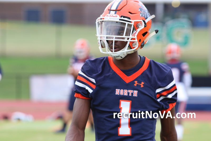 Javon Swinton - North Stafford