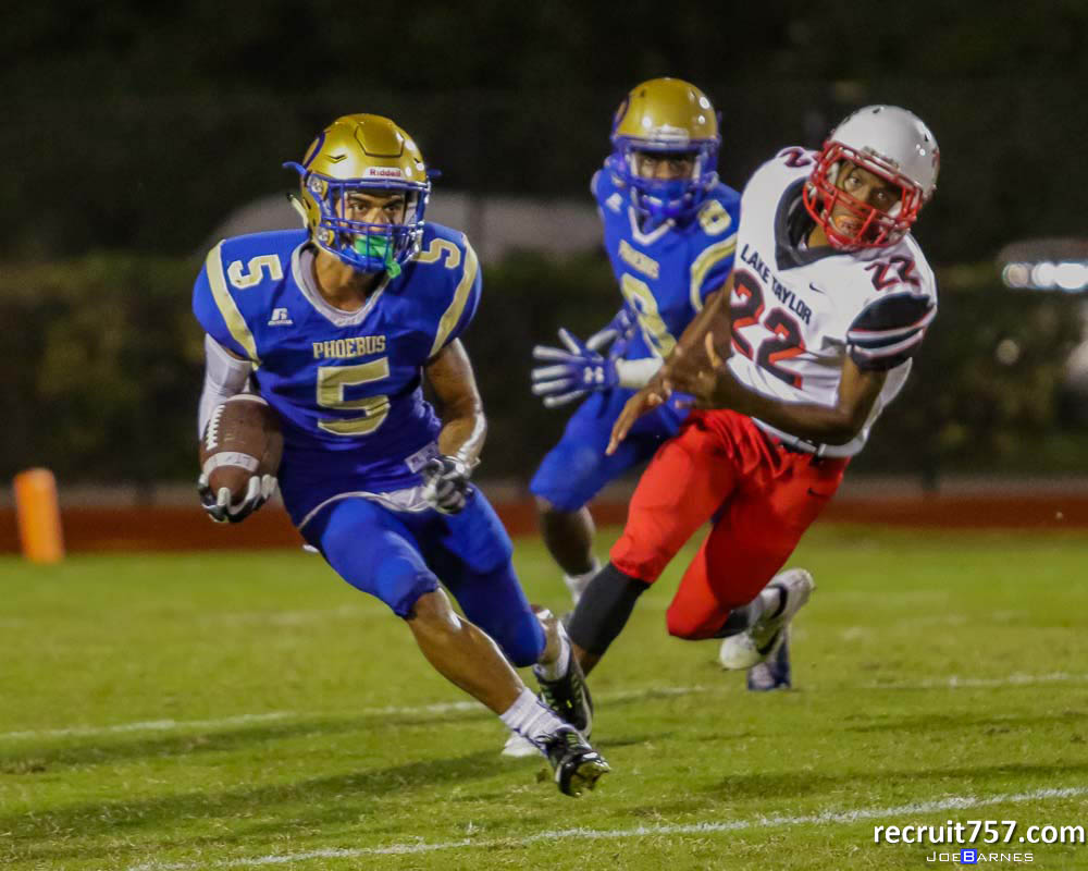 recruit757 Kickoff Classic - Lake Taylor - Phoebus
